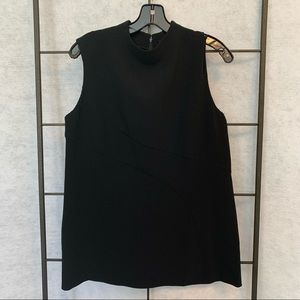 Donna Karan Short Sleeve Career Top. Size 14. NWT